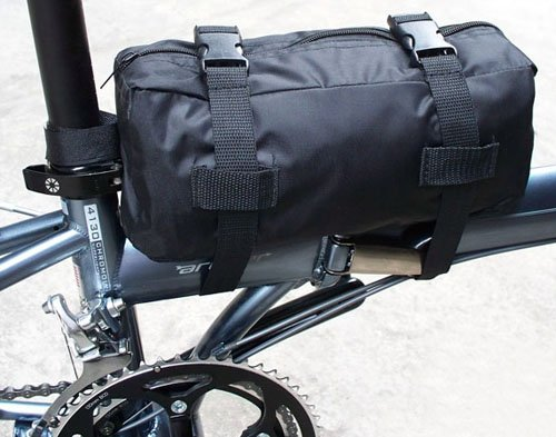 Accessotech Bicycle Bike Folding Carrier Bag Carry Cover For Dahon