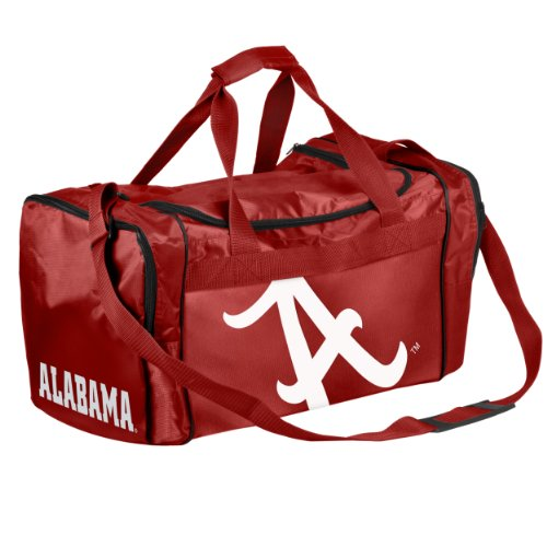 Forever Collectibles NCAA Alabama Crimson Tide Core Duffle Bag