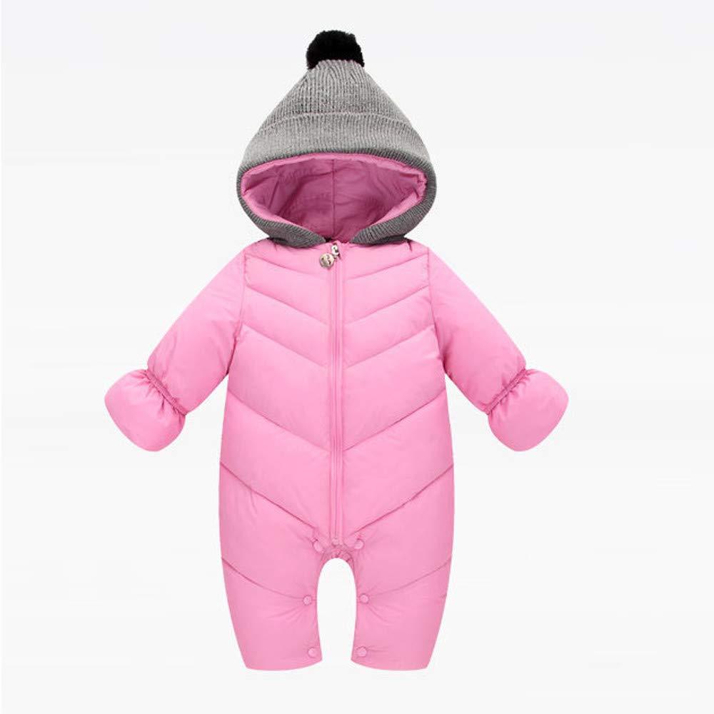 TM Winter Unisex Baby Layette Gift Set Thick Warm Clothes Onesie Memela