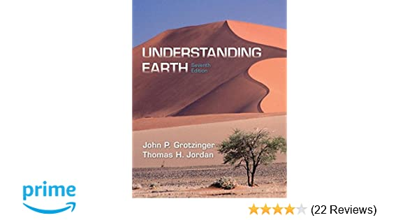 Understanding Earth 7th Edition Pdf