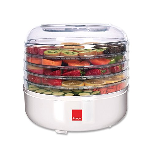 Best Price Ronco 5-Tray Electric Food Dehydrator