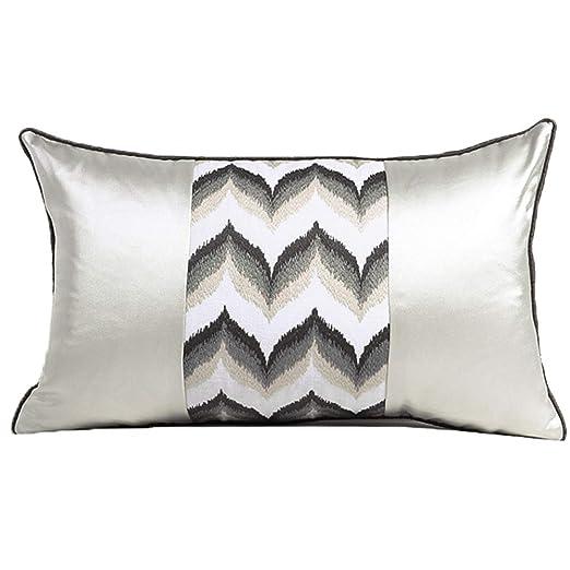Cushions Lujo Moderno Cojines del Sofá Almohada de la Cama ...