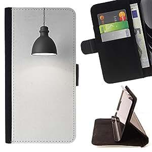 Dragon Case- Mappen-Kasten-Prima caja de la PU billetera de cuero con ranuras para tarjetas, efectivo Compartimiento desmontable y correa para la mu?eca FOR Apple Iphone 5C- Light funny