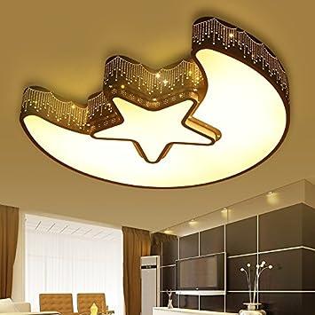 Dormitorio lamparas LED de luz de techo lámpara para ...