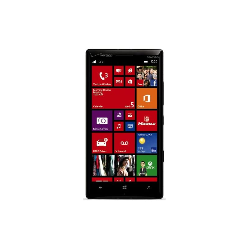 Nokia Lumia Icon, Black 32GB (Verizon Wi
