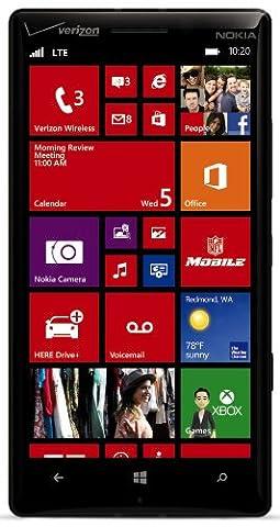 Nokia Lumia Icon, Black 32GB (Verizon Wireless) (Nokia Lumia 930 Mobile)