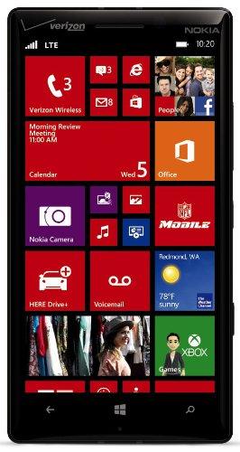 Nokia Lumia Icon, Black 32GB (Verizon Wireless)