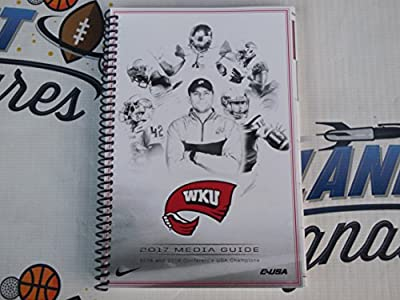 2017 Western Kentucky WKU Hilltoppers Football Media Guide
