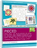 Pieced Drawing (2013) Spiral Large Format EQ7 Book Electric Quilt Company by Electric Quilt