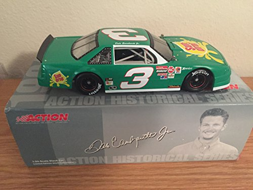 Action 1/24 Dale Earnhardt Jr. #3 Sun-drop 1994 Lumina Nascar Diecast Action Racing Collectables Club of America RCCA Club Car 2003 Issue Edition Limited Edition Hood Opens