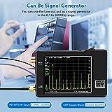 Portable TinySA Spectrum Analyzer,SEESII Handheld