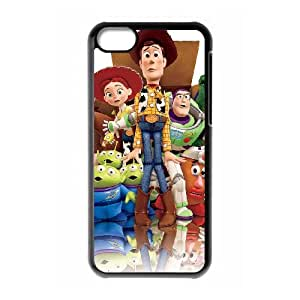 Toy Story 4 iPhone 5c Cell Phone Case Black