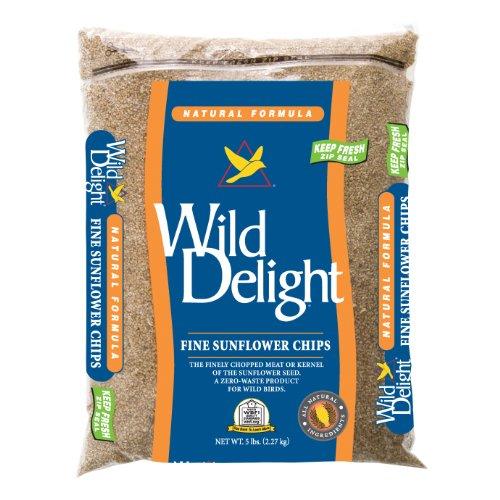 (Wild Delight Fine Sunflower Chips, 5 lb)