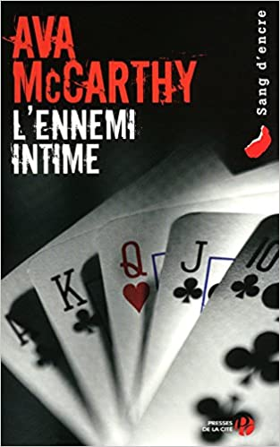 L'ennemi intime - Ava McCarthy sur Bookys