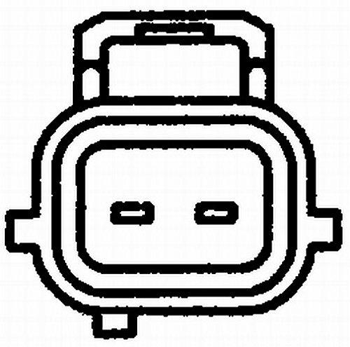 K/ühlmitteltemperatur HELLA 6PT 009 309-361 Sensor Anschlussanzahl 2