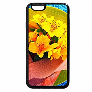 iPhone 6S Plus Case, iPhone 6 Plus Case, Plate of yellow flowers