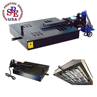 Multi-color Screen Printing Machine 110V 1600W Universal Dryer Screen Printing Equipment