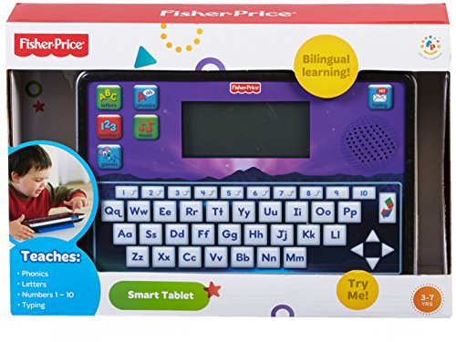 Fisher-Price Fun-2-Learn Smart Tablet by Fisher-Price (Image #4)