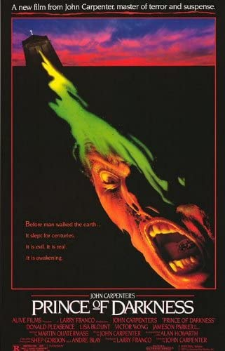 POSTER-PRINCE OF DARKNESS at Amazon's Entertainment Collectibles Store