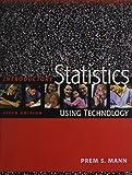Introductory Statistics, Textbook, Prem S. Mann, 0471746495