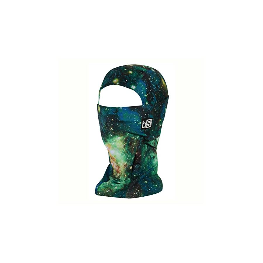 BLACKSTRAP Hood Dual Layer Balaclava Face Mask, Cold Weather Headwear for Men and Women, Space Cadet Green