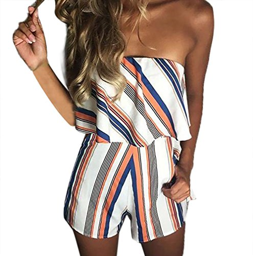 Yidarton Rompers Playsuit Holiday Jumpsuit product image