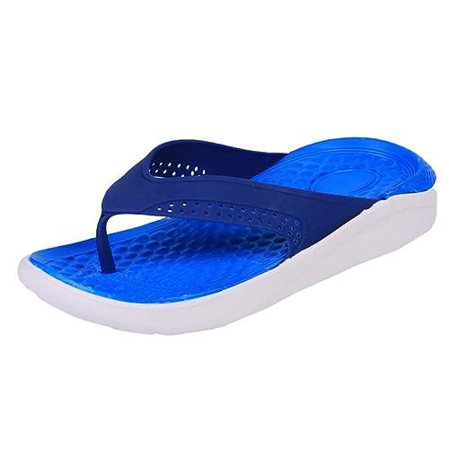 cheaper 26397 a488b UOMOGO Infradito Uomo Ortopediche Sandali Mare Pantofole ...