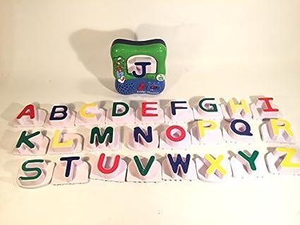 Amazon LeapFrog Fridge Phonics Magnetic Alphabet Set Toys Games