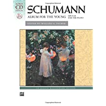 Schumann - Album for the Young, Op. 68: Book and 2 CDs