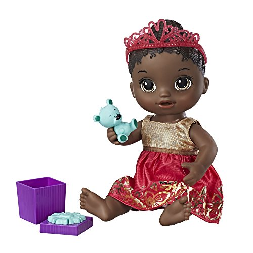 Baby Alive Cupcake Birthday Baby (African American)