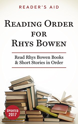 ''PDF'' Reading Order For Rhys Bowen Updated 2017: Read Molly Murphy In Order, Read Her Royal Spyness Mysteries In Order, Read Constable Evans Series In Order. sitio digos wellness Business Ourso Reading Venture earning