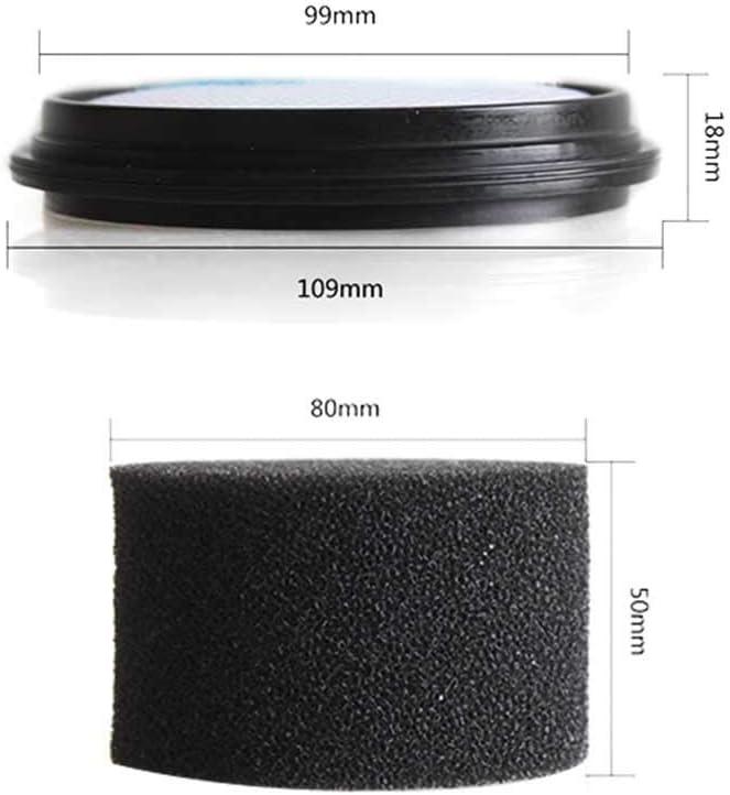 DONEMORE7 Kit de filtres pour aspirateur professionnel et pratique Pi/èces de rechange pour Vax TBT3V1P1