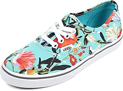 Amazon.com | Vans - Kids Authentic Lo Pro Shoes in (Floral ...