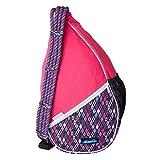 KAVU Paxton Pack Rope Sling Crossbody Bag - Diamonds