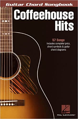 Amazon.com: Coffeehouse Hits - Guitar Chord Songbook (9781458438027 ...