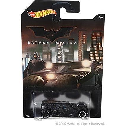 e7581db0668a0 Hot Wheels Batman 2015: Batman Begins Batmobile by Hot Wheels