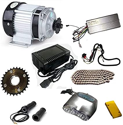 Buy Naks 48 V 750 Watt Ebike Motor Kit Online at Low Prices in India