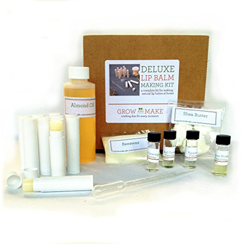 Easy Lip Balm Recipe For Kids - 3