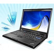 "Refurbished: Lenovo Thinkpad T410 Laptop i5 2.4Ghz, 8GB DDR3, 500GB, Webcam, DVDRW, 14""W, Win7 Pro"