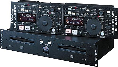 Denon DN-D6000 Dual CD MP3 Player