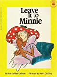 Leave It to Minnie, Rita Golden Gelman, 0590336428