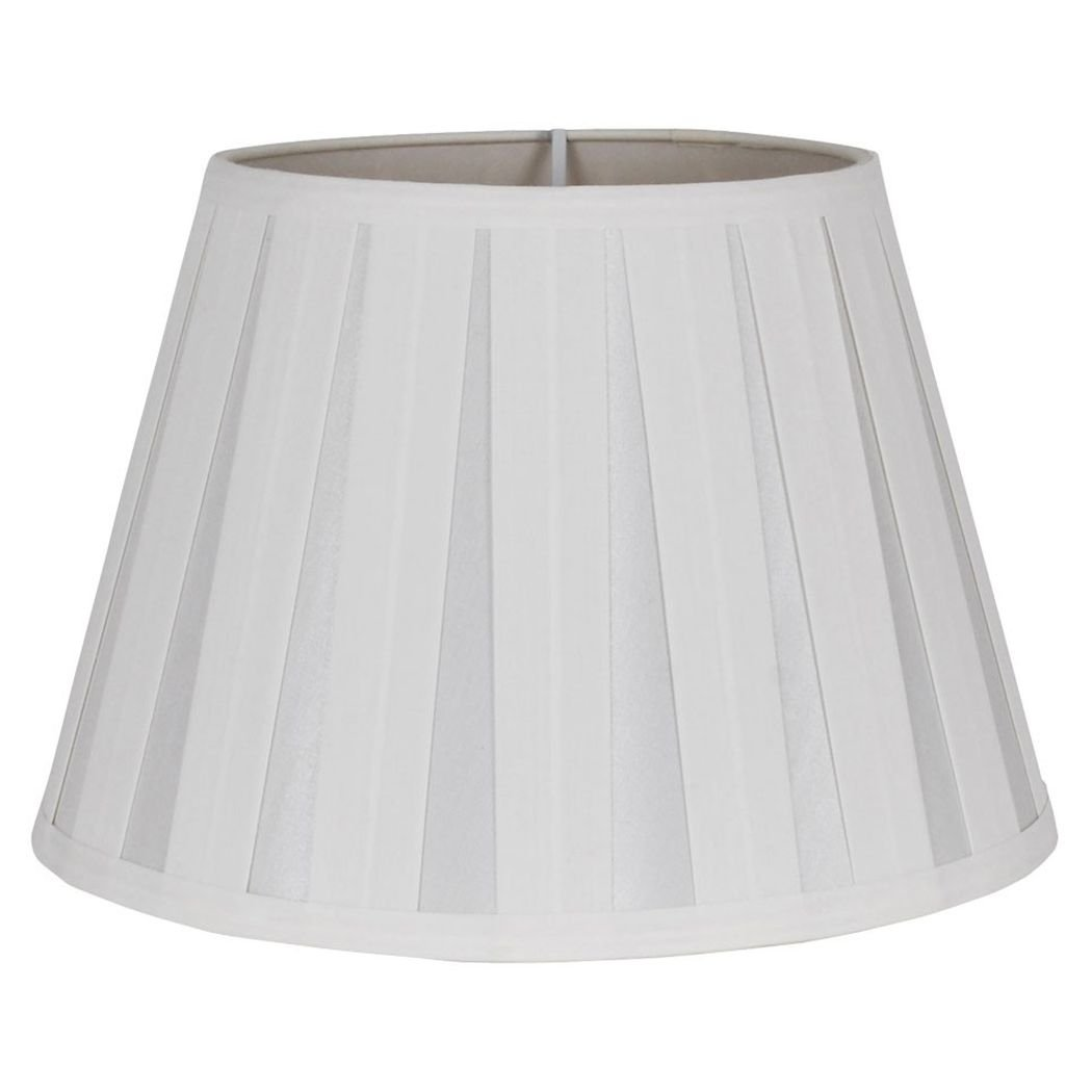Pagazzi Contrast Candle Lamp Shade 14cm Ivory