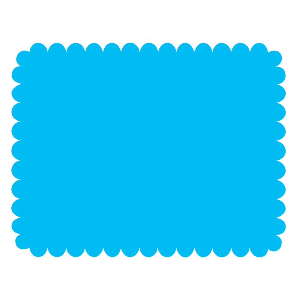 ArtSkills Small Neon Poster Board Shapes, Arts and Crafts Supplies, Pre-Cut Poster Shapes, 11'' x 14'', 5 Pieces (PA-1363) by ArtSkills (Image #4)