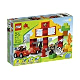 LEGO DUPLO Ville My First Fire Station