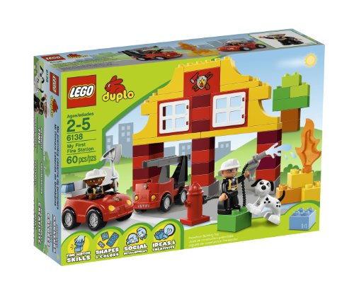 - LEGO DUPLO My First Fire Station 6138