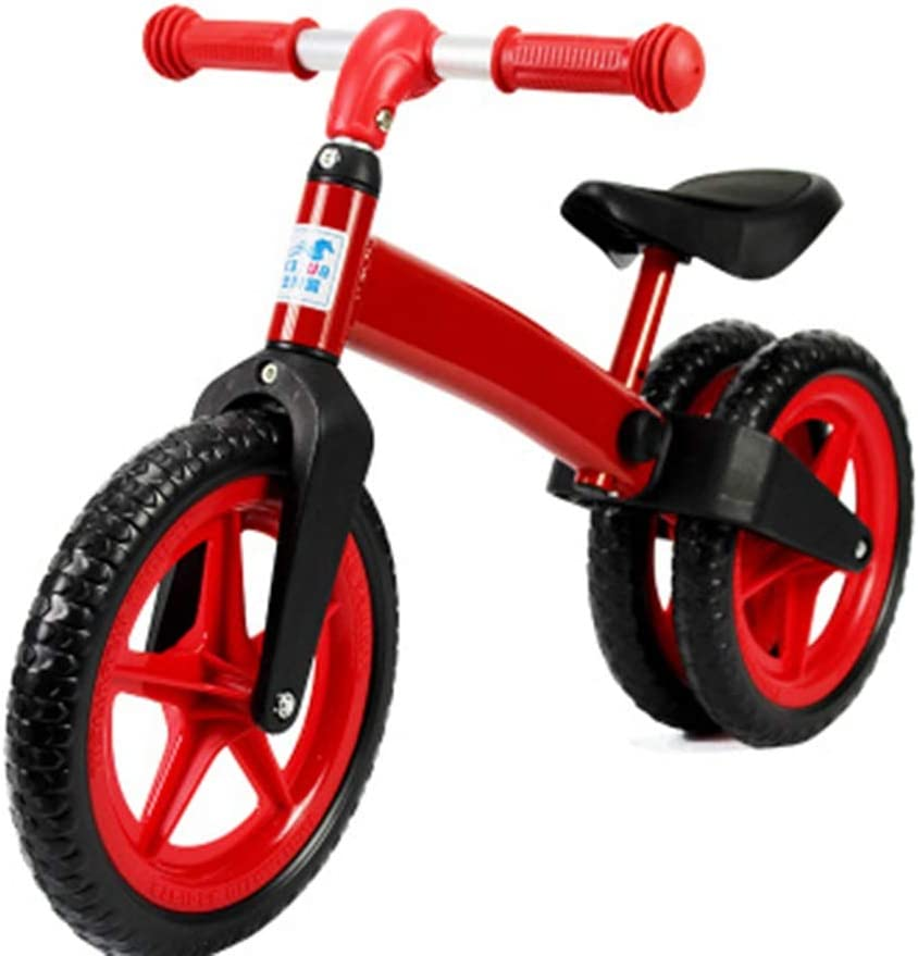 Carro Deslizante, Carro De Equilibrio Para Niños 1-6 Años De Edad Diseño De Una Sola Pieza Neumáticos Neumáticos Bicicleta Sin Pedal De Aleación De Magnesio Bicolor, 3 Colores Opcionales (tamaño: 85 ×
