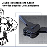 IDL Packaging C-3123 Double Notched Front Action