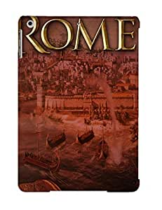 Christmas Gift - Tpu Case Cover For Ipad Air Strong Protect Case - Total War Rome Ii Design