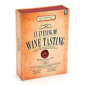 Una Noche de Vino Set Cata