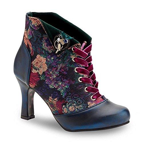 Blue Couture Browns Boots Raven Joe 6aIUfX
